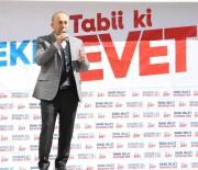 DIŞİŞLERİ BAKANI - Bakan Çavuşoğlu'ndan Turizm Fakültesine Kadro Ve Bölüm Müjdesi