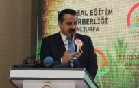 EĞİTİM SEFERBERLİĞİ - Bakan Çelik'ten Avrupa'ya Çağrı