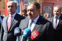 FIRAT KALKANI - Bakan Eroğlu'ndan, Kılıçdaroğlu'nun Söylemlerine Sert Yanıt Açıklaması