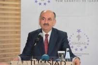 DÜNYA EKONOMİSİ - Bakan Müezzinoğlu Açıklaması 'Öncelikli Hedef 1 Milyon 500 Bin Gencimizi İstihdam Etmektir'