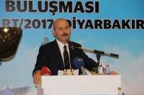 Bakan Soylu Diyarbakır'da STK Ve Kanaat Önderleri İle Bir Araya Geldi