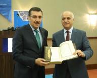 TICARET VE SANAYI ODASı - Bakan Tüfenkci, 'Hediyem Kur'an Olsun' Kampanyasının Tanıtım Toplantısına Katıldı