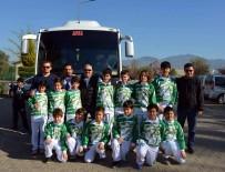 BASKETBOL TAKIMI - Başak Koleji Küçük Erkekler Takımı Final Vizesi İçin Konya'da
