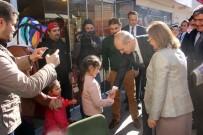 Başbakan Yardımcısı Kurtulmuş Esnaf Ziyaretinde