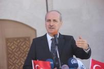 AHMET UZER - Başbakan Yardımcısı Kurtulmuş, Hanifi Şireci Cami'nin Açılışını Yaptı