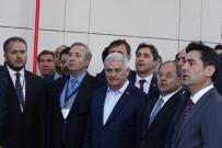 HAMDI AKıN - Başbakan Yıldırım, Isparta Şehir Hastanesi'nin Açılışını Yaptı
