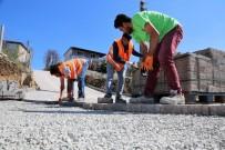 YEŞILKENT - Başiskele'de Muhtarlık Binası Ve İş Yerleri Yapımında Sona Gelindi