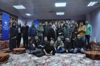 GÖKMEN - Başkan Aksoy'un Eşinden Tiyatro Grubuna Ziyaret