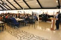 HALİL ÖZCAN - Başkan Çiftçi Teknik Kadroyla Şanlıurfa'yı Konuştu