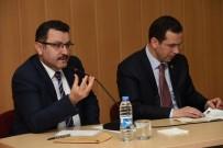 BÜROKRATİK OLİGARŞİ - Başkan Genç 'Cumhurbaşkanlığı Hükümet Sistemi' Panelinde Konuştu