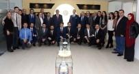 FABRIKA - Başkan Karaosmanoğlu'ndan Körfez Turu