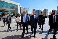 MÜHENDISLIK - Başkan Palancıoğlu'ndan Mühendislik Öğrencilerine Nasihatler