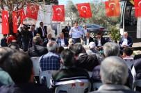 AHMET NECDET SEZER - Başkan Türel, Aksu İlçesinde