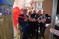 SERKAN YILDIRIM - Başkan Yağcı'dan Medikal Dükkan Açılışı
