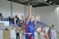 TICARET VE SANAYI ODASı - Basketbol Yarı Final Maçları Didim'de Tamamlandı
