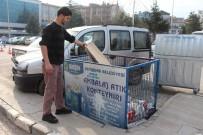 EKOLOJIK - Beyşehir'de Geri Dönüşümle Bir Yılda 23 Bin Ağaç Kurtarıldı