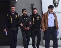 ORMAN MÜDÜRLÜĞÜ - Biber Gazlı Taksi Gaspçısını Kazağı Ele Verdi