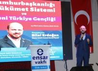 Bilal Erdoğan Açıklaması '16 Nisan'da Geleceğimizin Bağımsızlık Anlayışı Üzerinde İnşa Edilmesine Karar Vereceğiz'