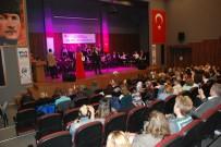 ÇANAKKALE VALİLİĞİ - Bir Tatlı Huzur Korosu'ndan Türk Sanat Müziği Konseri