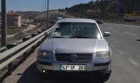 SARAYCıK - Bozüyük'te Otomobil Yayaya Çarptı, 1 Ölü