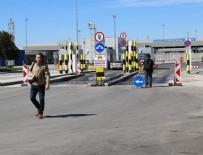 KAPIKULE SINIR KAPISI - Bulgaristan'dan Türk gazetecilere engel
