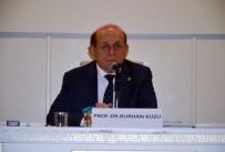 SUAT DERVIŞOĞLU - Burhan Kuzu Açıklaması 'Koalisyonda Erdoğan'ın Ağ Gibi Ördüğü Ülke 6 Ayda Sıfır Olur'