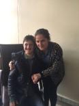 Çukurca'da Down Sendromlu Çocuklar Unutulmadı