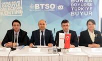 EKONOMİ BAKANLIĞI - Devlet Destekleri Tanıtım Toplantıları Bursa'da Başladı