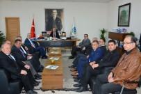 BEKO - DİSK Genel Başkanı Beko Başkan Albayrak'ı Ziyaret Etti