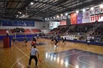 Düzce Belediyespor Voleybol Takımı Play Offlarda Elendi