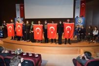 KAHRAMANLıK - Düzce Üniversitesi Öğrencilerinden Çanakkale Şehitlerimiz İçin Anlamlı Etkinlik