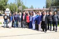 MESUT ÖZAKCAN - Efeler Belediyesi Tüm Cenaze İşlemlerini Kemer Mezarlığı'nda Birleştirdi