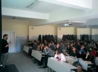 TEKNOPARK - Erciyes Teknopark, Üniversite Öğrencilerini Tübitak Lisans Destekleri Programı Hakkında Bilgilendiriyor