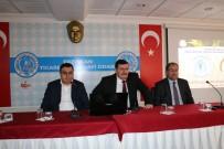 TICARET VE SANAYI ODASı - Erzincan'da 126 Köy Arazi Toplulaştırma Kapsamına Alındı