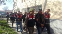 FLASH BELLEK - Eskişehir'de Organize Suç Örgütü Çökertildi