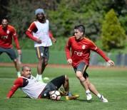 METİN OKTAY - Galatasaray Adanaspor Mesaisinde