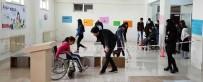 GAZIANTEP ÜNIVERSITESI - Gaziantep'te Ortaokul Öğrencilerine Engelsiz Yaşam Parkuru