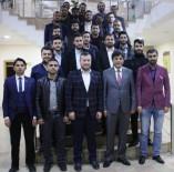 ÇİN - Genç MÜSİAD Konya Şubesi'nde Tecrübe Paylaşımları Sürüyor