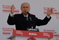 DOĞU ANADOLU - Bahçeli'den Kılıçdaroğlu'na: Asıl kendi partisinin freni patlamış