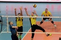 SUBAŞı - Halkbank, Fenerbahçe'ye Acımadı