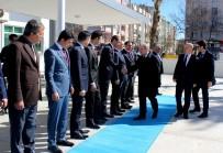 SEBAHATTİN ÖZTÜRK - İçişleri Bakan Yardımcısı Adıyaman'da Güvenlik Toplantısı Düzenledi