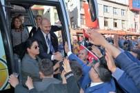 İçişleri Bakanı Soylu Açıklaması 'Belen'le Beraber Tüm Dünyaya Meydan Okuyacağız'