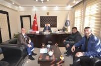 SENDİKA BAŞKANI - Iğdır Belediyesi Personeline Alacaklarını Ödedi