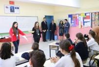 KARDEŞ OKUL - İhlas Koleji Öğrencileri İngilizce Öğretti