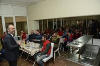 DERNEK BAŞKANI - İnegöl'de Referandum Seferberliği