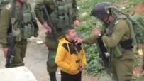 YALIN - İsrail Askerleri 8 Yaşındaki Filistinliyi Gözaltına Almak İstedi
