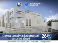 YABANCı DIL - İstanbul Cemevi Ve Kültür Merkezi'nin Temeli Atılıyor