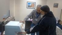 KEMİK ERİMESİ - İzmit'te Emeklilerin Kemik Ölçümleri Yapılıyor