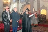 RAHİP - Kayseri Surp Krikor Lusavoriç Ermeni Kilisesi Vakfı Başkanı Zadik Toker Açıklaması
