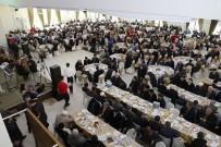 Kumru'da 700 Yaşlı İnsan Yemekte Bir Araya Geldi